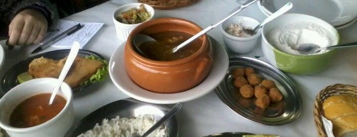 Restaurante Ponte Velha is one of Minha lista.