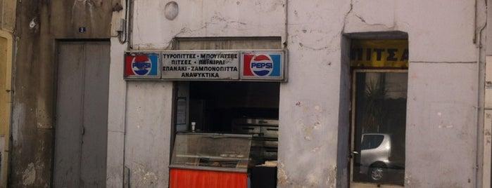 Τυροπιττάδικο - Λιοσίων 3 is one of Athens.