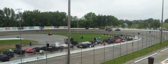 Madison International Speedway is one of Bucket List for Gearheads.