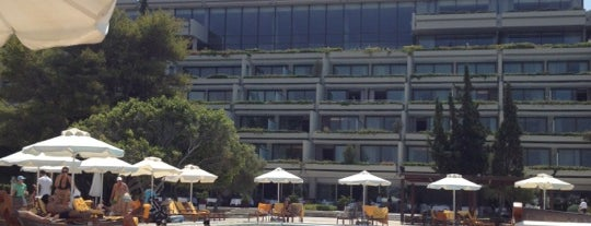 Westin Athens Pool is one of Ifigenia: сохраненные места.
