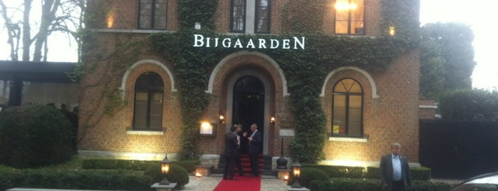 Brasserie Bijgaarden is one of Belgium - Resto.