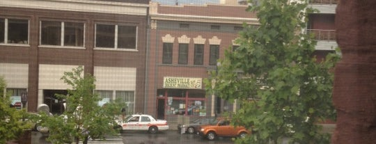 Asheville, NC is one of Trudy's list.