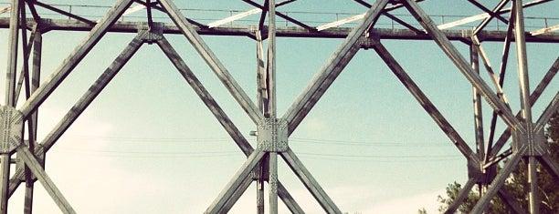 Pont Eiffel is one of Lieux sauvegardés par Paul.
