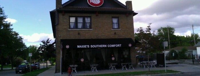 Maxie's is one of MKE Favorites.