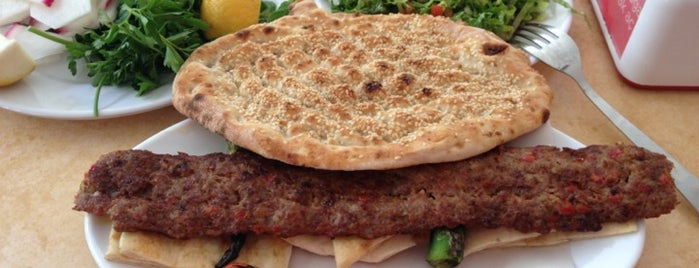 Asmaaltı Kebap is one of ANTEP&ADANA&MERSIN.