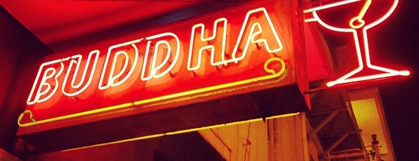 Buddha Lounge is one of SF Sipping.