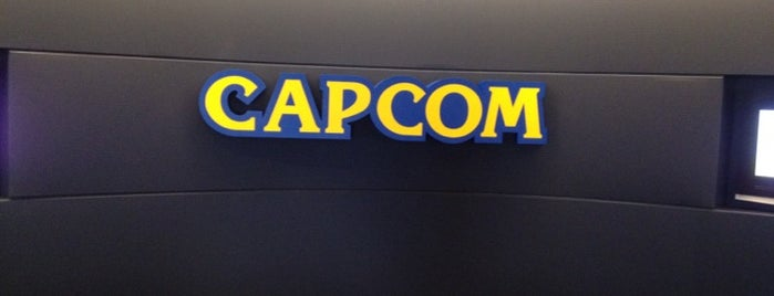 Capcom USA is one of Lugares guardados de Adam.