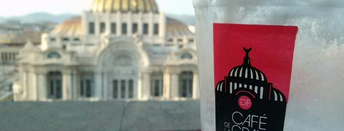 Café de la Gran Ciudad is one of THINGS TO CHECK OUT IN MEXICO CITY.