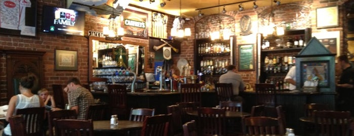 The Old Triangle Irish Alehouse is one of Halifax.