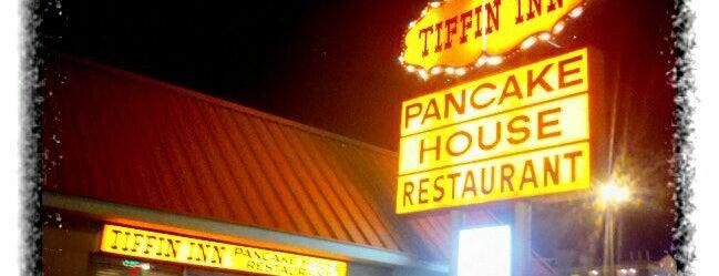 Tiffin Inn Pancake House Restaurant is one of Posti che sono piaciuti a AKB.