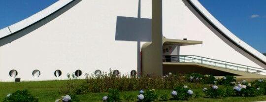 Igreja Rainha da Paz is one of Brasília.