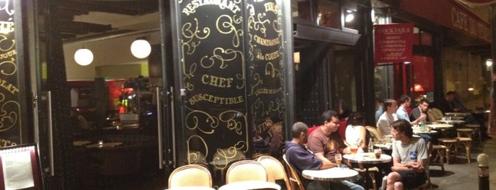 Le Café du Temple is one of Paris is always a good idea!.