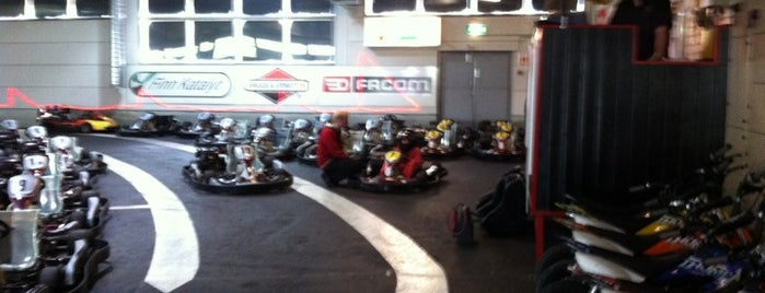 VM Karting Center is one of Tommi's Liked Places.