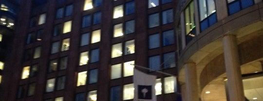NYU Kaufman Management Center is one of Gespeicherte Orte von Michael.