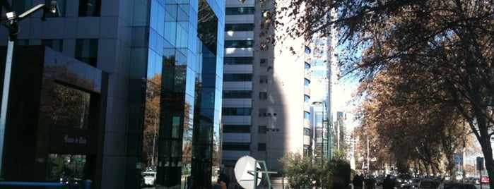 Edificio Pacifico is one of Business in Santiago.