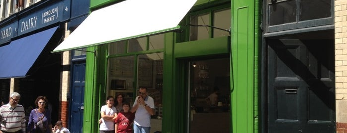 Gelateria 3BIS is one of Let's go to London!.