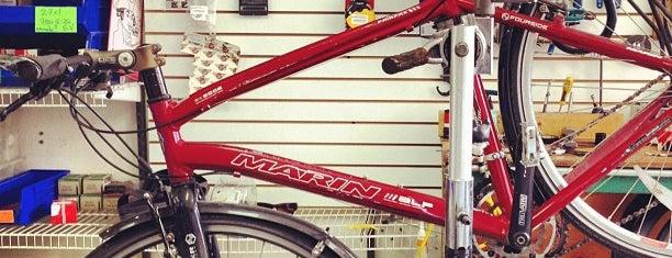 Rapid Transit Cycle Shop is one of Tempat yang Disimpan Erica.