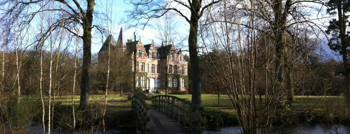 Vrieselhof is one of Belgium / Parks / Provincial Parks.