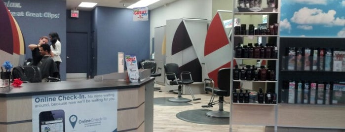Great Clips is one of Kawikaさんのお気に入りスポット.