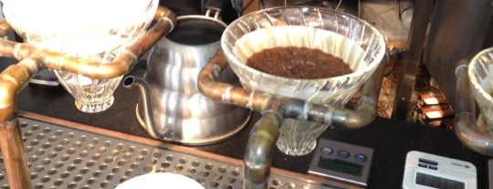 Normo is one of Slow/Filter coffee bars.