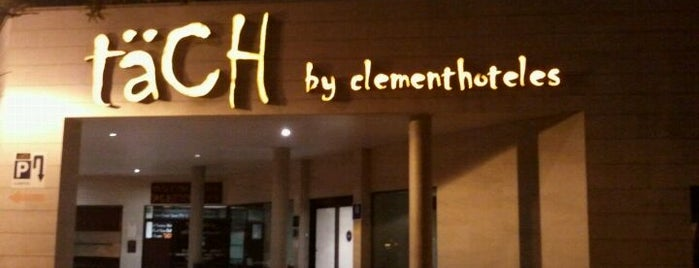 Tach Hotel Madrid is one of España 🇪🇸.