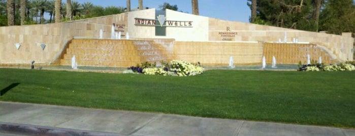 Hyatt Regency Indian Wells Resort & Spa is one of Palm Springa/Indio/Blythe.