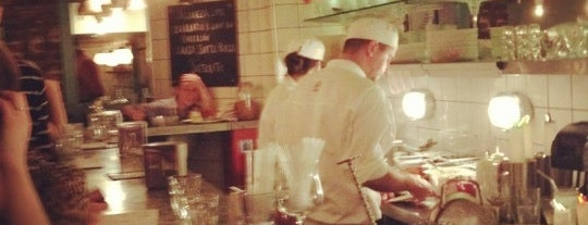 Ceviche Soho is one of To go.