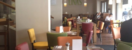 Lina's is one of ramiro'nun Beğendiği Mekanlar.