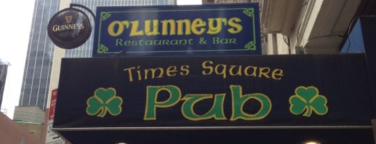 O'Lunney's is one of Lugares favoritos de David.