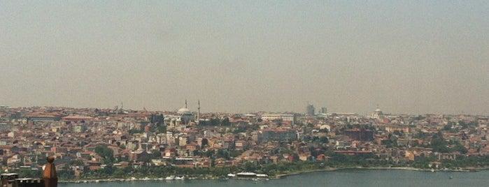 Beyoğlu Öğretmenevi is one of Istanbul Eateries.