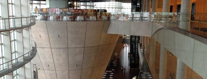 Brasserie Paul Bocuse Le Musée is one of 맛있는 도쿄.