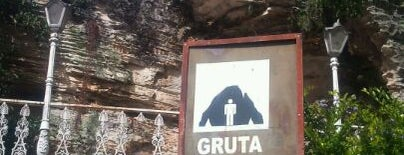 Gruta São Thomé is one of São Thomé das Letras - MG - BRAZIL.