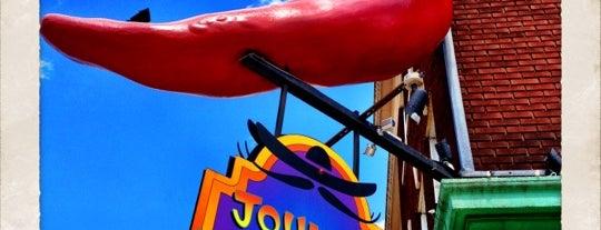 Johnny Manana's is one of Kara'nın Kaydettiği Mekanlar.