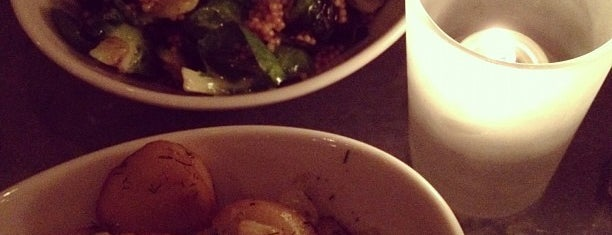 Delfina is one of 100 places to eat in SF before you die.