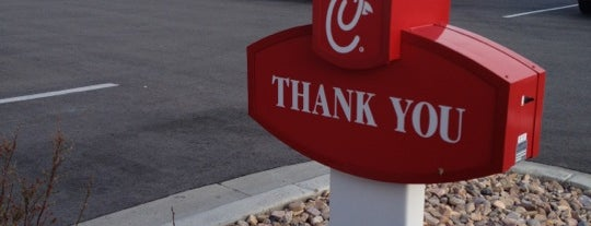 Chick-fil-A is one of Utah.