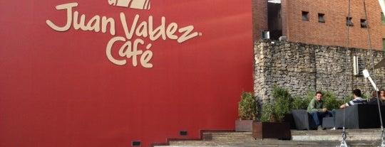 Juan Valdez Café is one of Sitios donde he comido bien.