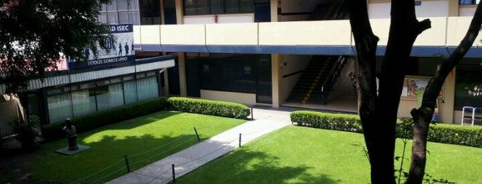 Universidad de Negocios ISEC is one of ILVEM.