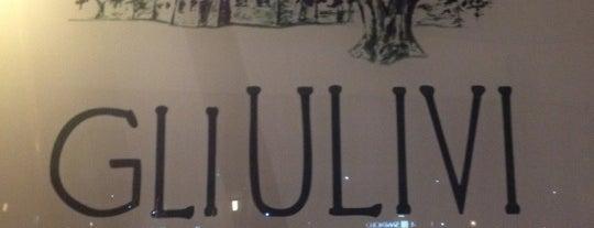 Ristorante Gli Ulivi is one of Roma - a must! = Peter's Fav's.