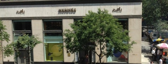 Hermès Men is one of A Continuous Lean's Menswear Shopping Guide 2012.