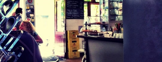 Bar Salumeria Sigismondo is one of Coffee spots Berlin.