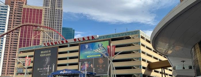 T-Mobile Arena is one of Top Las Vegas spots.