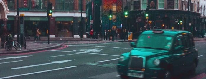 Hackney is one of London Neighboorhood.