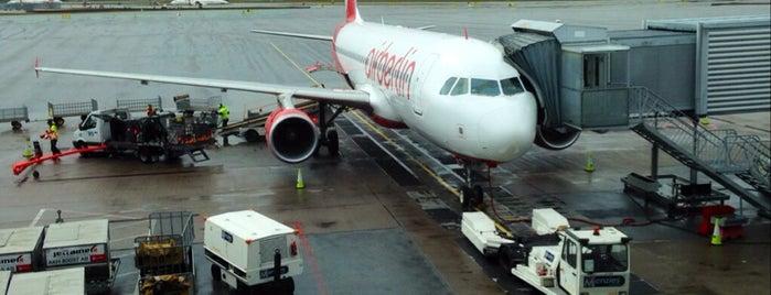 스톡홀름 알란다 국제공항 (ARN) is one of International Airport Lists (2).