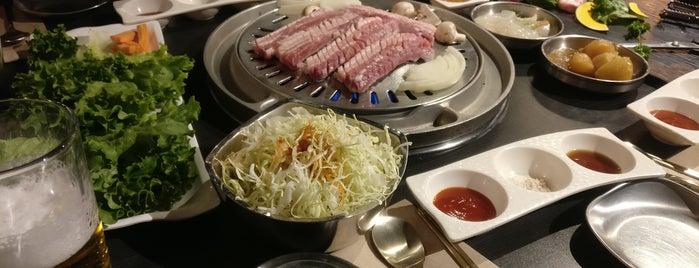Arisu Korean BBQ is one of YVR.