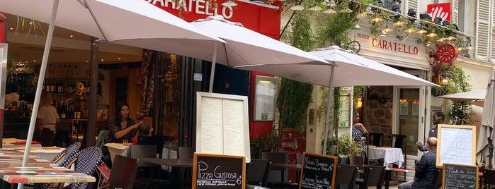 Al Caratello is one of Paris.
