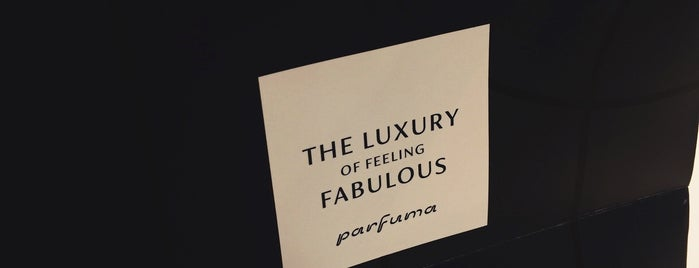 Parfuma is one of Antwerp.