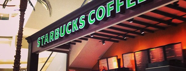 Starbucks is one of Karen 님이 좋아한 장소.