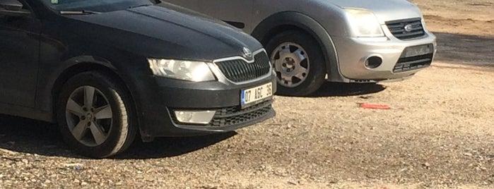 Antalya Şoförler ve Otomobilciler Odası is one of 🌜🌟hakan🌟🌛 : понравившиеся места.
