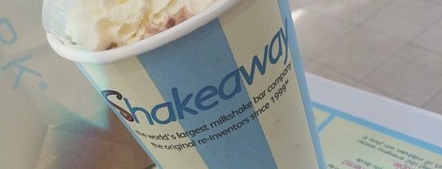 ShakeAway is one of Coffee Tea & Dessert.