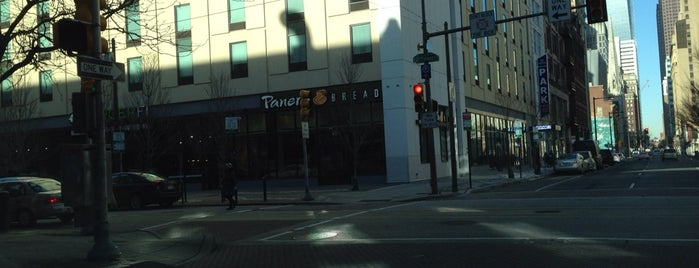 Panera Bread is one of philadelphia.